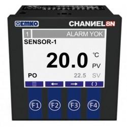 CHANNEL8N  Channel8 PT-100 Tarayıcı