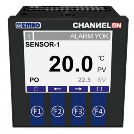 CHANNEL8N  8 Channel Scanner