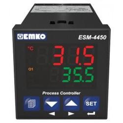 ESM-4450 Üniversal Girişli PID Smart I/O Modül Sistemli Proses Kontrol Cihazı