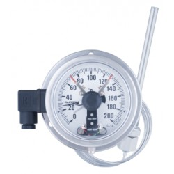 TG 100 Dial Thermometers