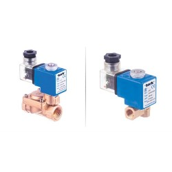 S1073 (TORK-GT) ECONOMIC GENERAL PURPOSE SOLENOID VALVE , NORMALLY CLOSED